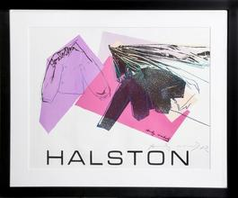 Halston Advertising Campaign: Women
