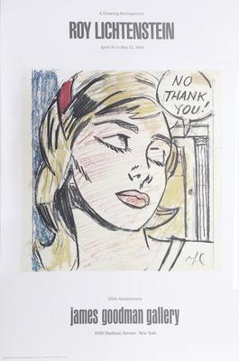No Thank You - James Goodman Gallery