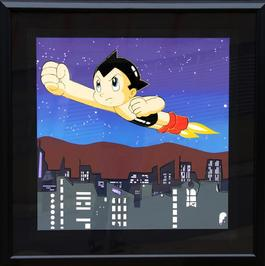 Astroboy from the Homage to Andy Warhol Portfolio