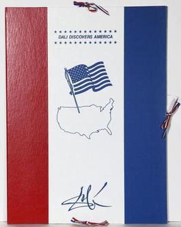 Dali Discovers America Portfolio (Two Lithographs)