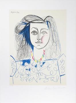 Portrait de Femme, 1946