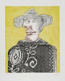 Portrait 3 from Baj Chez Picasso