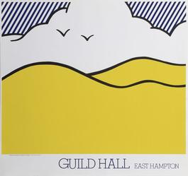 Landscape, Guild Hall, East Hampton