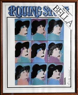 Bella Abzug (Rolling Stone Cover)