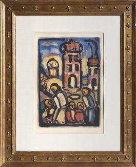 Christ et les Enfants