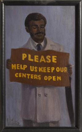 Please Keep Our Centers Open