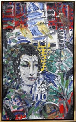 Liz Christy Garden, Houston & Bowery