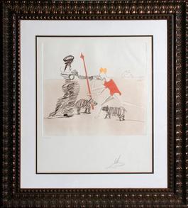 Pastorale from Historia de Don Quichotte de la Mancha
