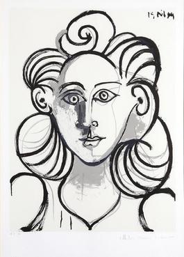 Portrait de Femme, 1944