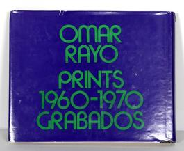 Prints 1960-1970 Grabados by Oniciu with Federal Feathers No. 2