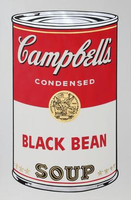 Black Bean from Campbells Soup I