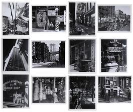 New York IV (Portfolio of 12 Photos)