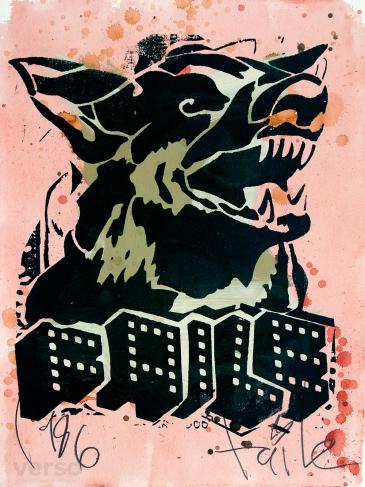 Faile Dog II, 2006