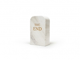 The End (marble)