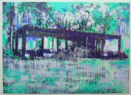 Glass House turquoise