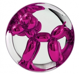 Balloon Dog magenta
