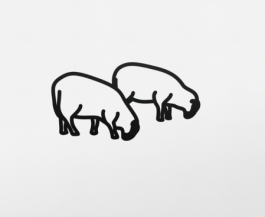 Sheep 3, from Nature 1 Series