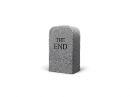 The End (granite)