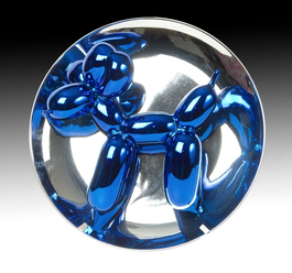 Balloon Dog blue