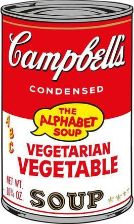 Soup Can (Vegetarian Vegetable)