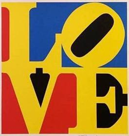 LOVE (Red Yellow Blue)