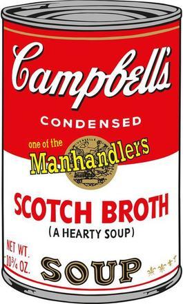 Soup Can (Scotch Broth)