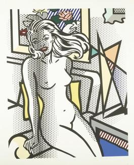 Nude with Yellow Pillow (Corlett 283)