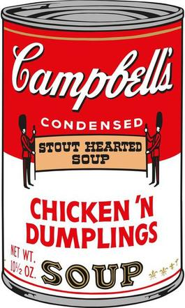 Soup Can (Chicken