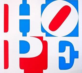 HOPE (Red, White, Blue)