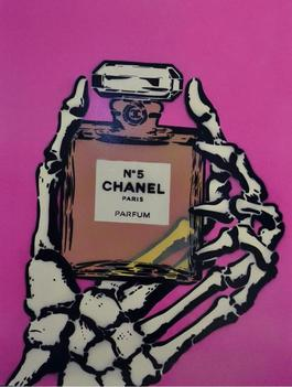 Chanel Vanities Death Grip