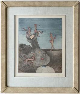 "Untitled (from ""Cosi fan tutte"" portfolio)"