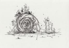 Space Snail