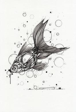 Goldfish Dripping