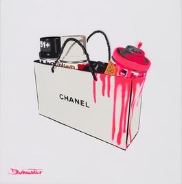 Chanel - Trash still life study