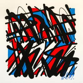 Lignes abstraites # 2