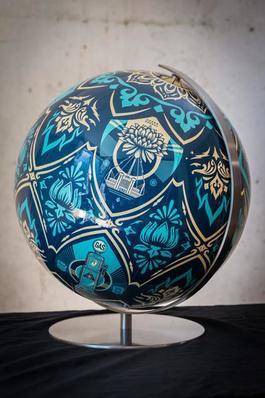 Earth Crisis Globe