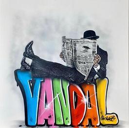 New-York Times Vandal