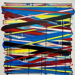 Lignes abstraites #1