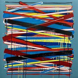Lignes abstraites #2