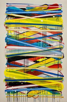 Lignes abstraites #3