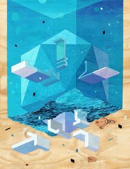 Water element (νερο)