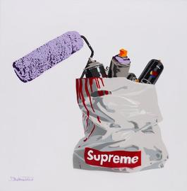 Supreme - Trash still life study
