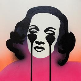 Marlene Dietrich Flouro Fade