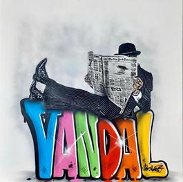 New-York Times Vandal