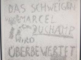 Das Schweigen von Marcel Duchamp wird überbewertet