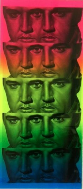 Rainbow Elvis II
