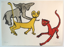 Untitled (Animals) from Our Unfinished Revolution