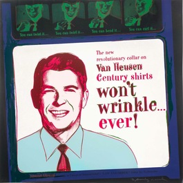 Van Heusen (Ronald Reagan), from Ads FS II.356