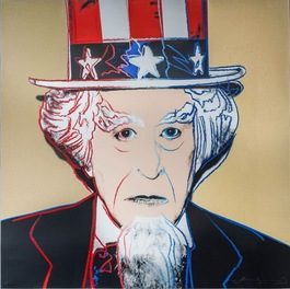 Uncle Sam, from Myths FS II.259
