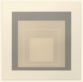 White Line Squares (Series II), XIV